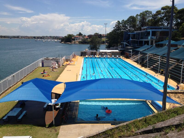 Home - Drummoyne Swimming Centre